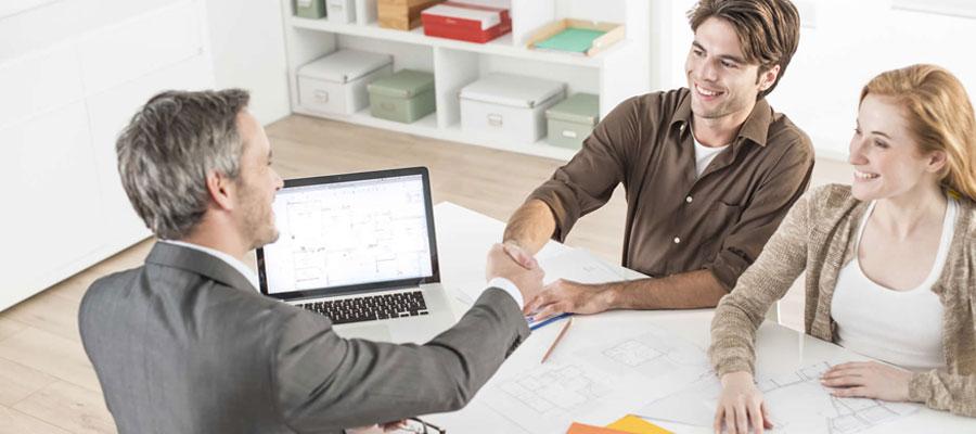 engager un courtier immobilier en ligne